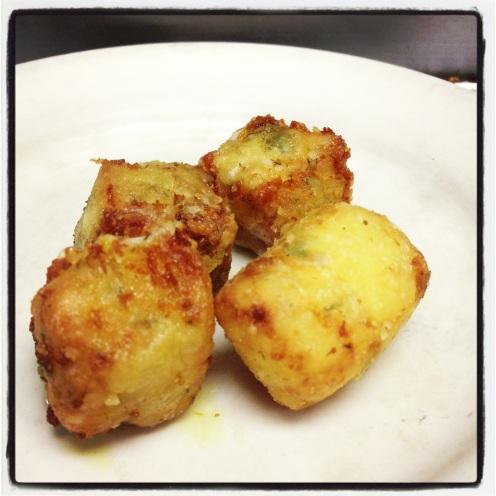 Gluten Free Cheese Curds